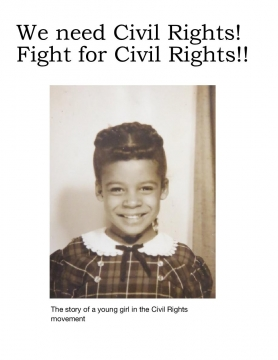 We need civil rights! Fight for civil rights!