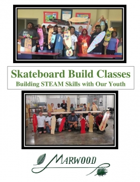 Skateboard Build Classes