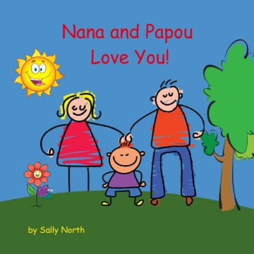 Nana and Papou Love You!