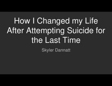 How I Saved My Life