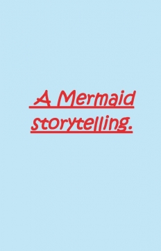 A Mermaid storytelling