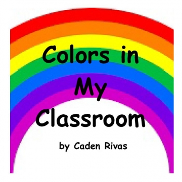 Colors in My Classroom