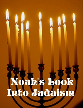 Noah's Look into Judaism