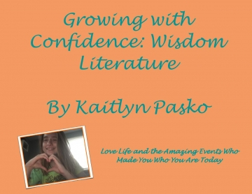 Growing with Confidence