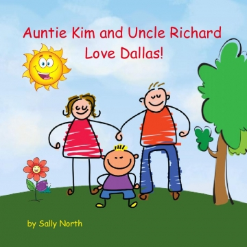 Auntie Kim and Uncle Richard Love Dallas!