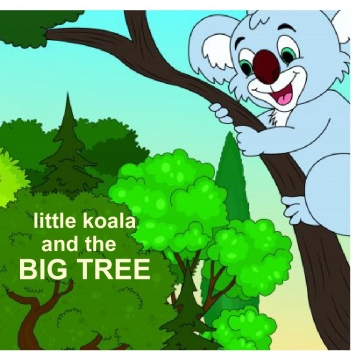 little koala and the Big Tree
