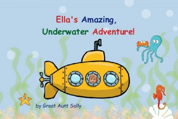 Ella's Amazing, Underwater Adventure!