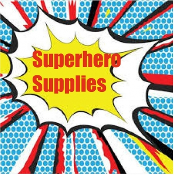 Superhero Supplies