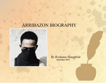 Arribazon Biography
