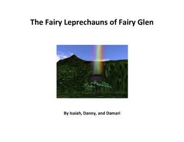 The Fairy Leprechauns of Fairy Glen
