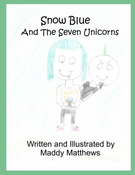 Snow Blue And The Seven Unicorns