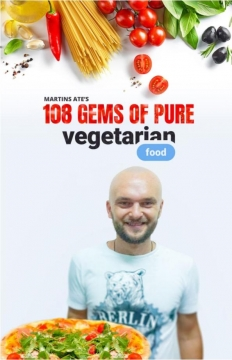 Martins Ate's 108 Pure Vegetarian Food  Cookbook