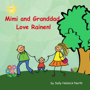Mimi and Granddad Love Rainen!