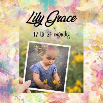 Lil Grace 12 to 24 months