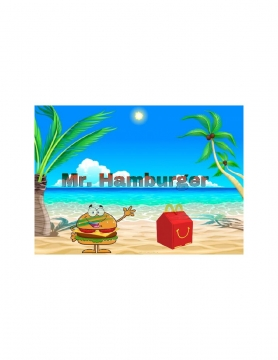 Mr. Hamburger