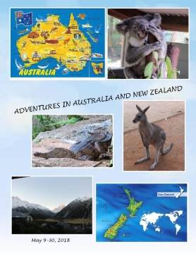 Adventures in Australia and New Zealand
