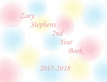 Zoey Stephens 2nd Yearbook