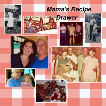 From Mama's Recipe Drawer