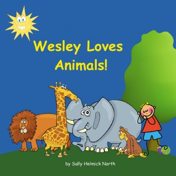 Wesley Loves Animals!