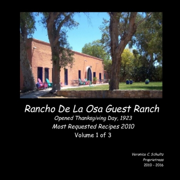 Rancho De La Osa's Recipes