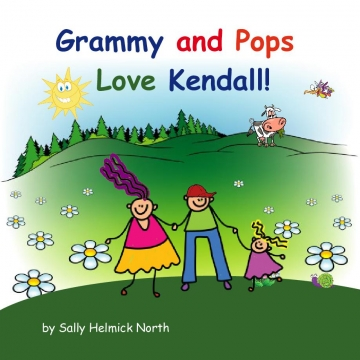 Grammy and Pops Love Kendall!