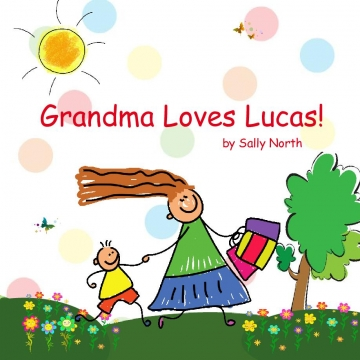 Grandma Loves Lucas!