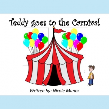 Teddy goes to the Carnival