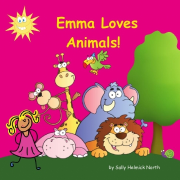 Emma Loves Animals cover