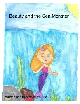 beauty and the sea monster