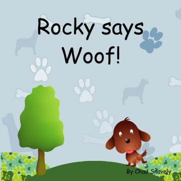 Rocky says Woof!