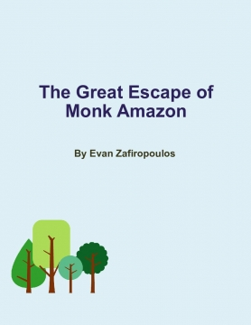 The Great Escape of Monk Amazon