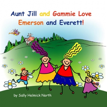 Aunt Jill and Gammie Love Emerson and Everett!