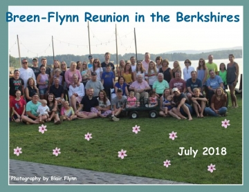 The Breen-Flynn Reunion in the Berkshires