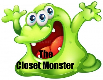The Closet Monster