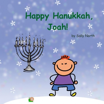 Happy Hanukkah Joah!