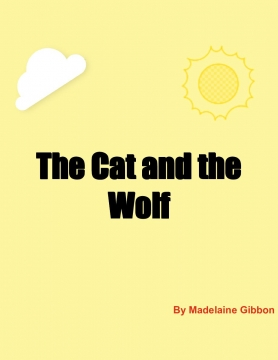 The cat and the wolf