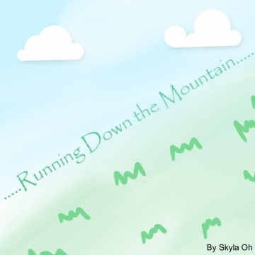 Running Down the Mountain