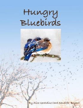 Hungry Bluebirds