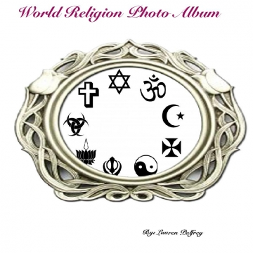 World Religion Photo Album