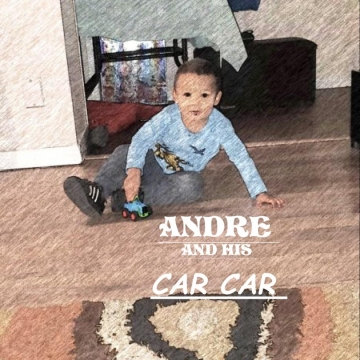 ANDRE AND HIS CAR CAR