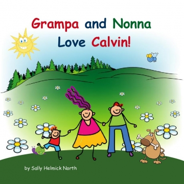 Grampa and Nonna Love Calvin!
