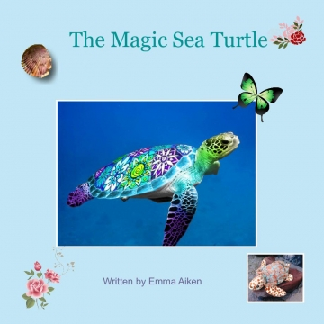The Magic Sea Turtle