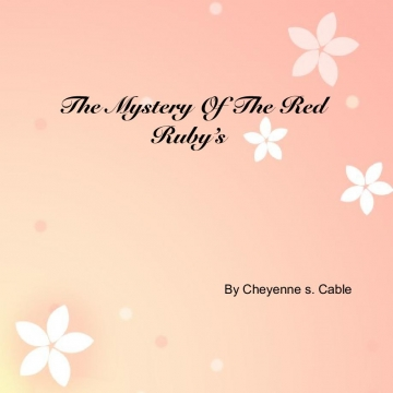 The mystery of the red Ruby's