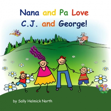 Nana and Pa Love C.J. and George!