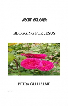 JSM BLOG: BLOGGING FOR JESUS