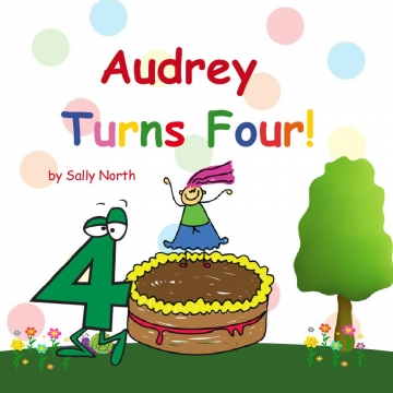 Audrey Turns Four!