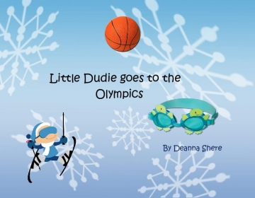 Dudie goes to the Olympics