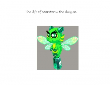 The life of starstorm the dragon