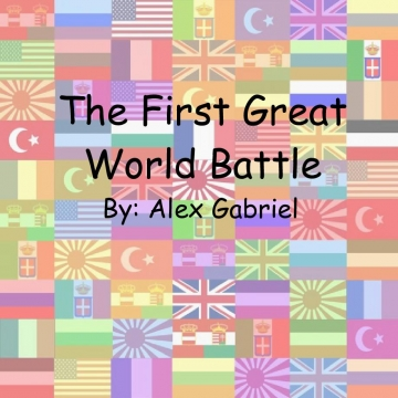The First Great World War