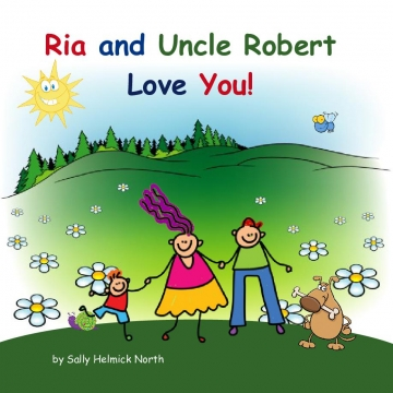 Ria and Uncle Robert Love You!